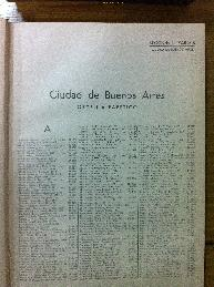 Abramowich in Buenos Aires Jewish directory 1947