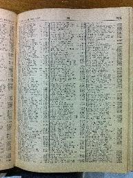 Pitsch in Buenos Aires Jewish directory 1947