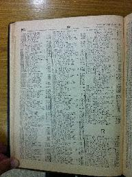 Pritsch in Buenos Aires Jewish directory 1947